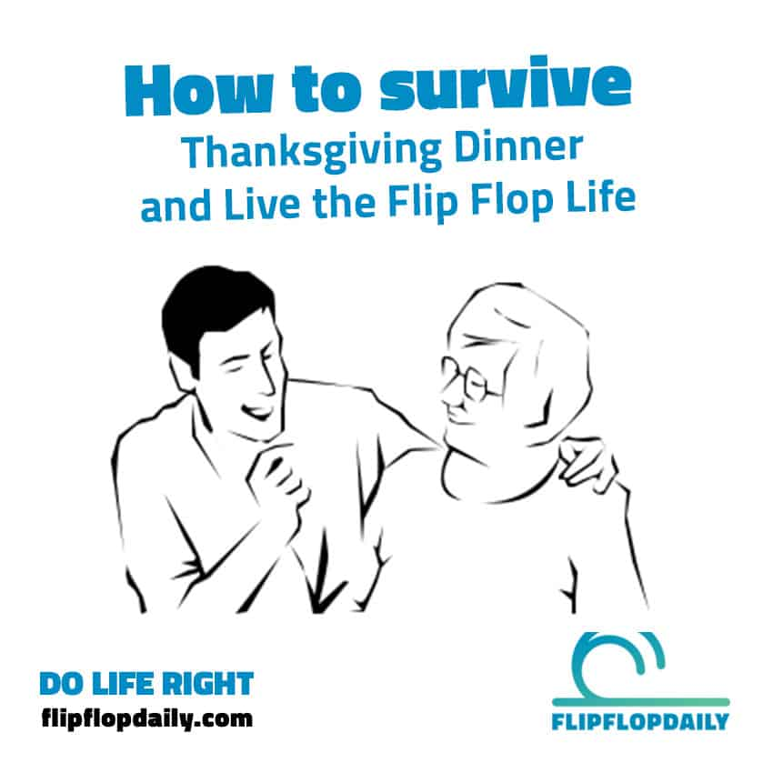 how to survive thanksgiving dinner