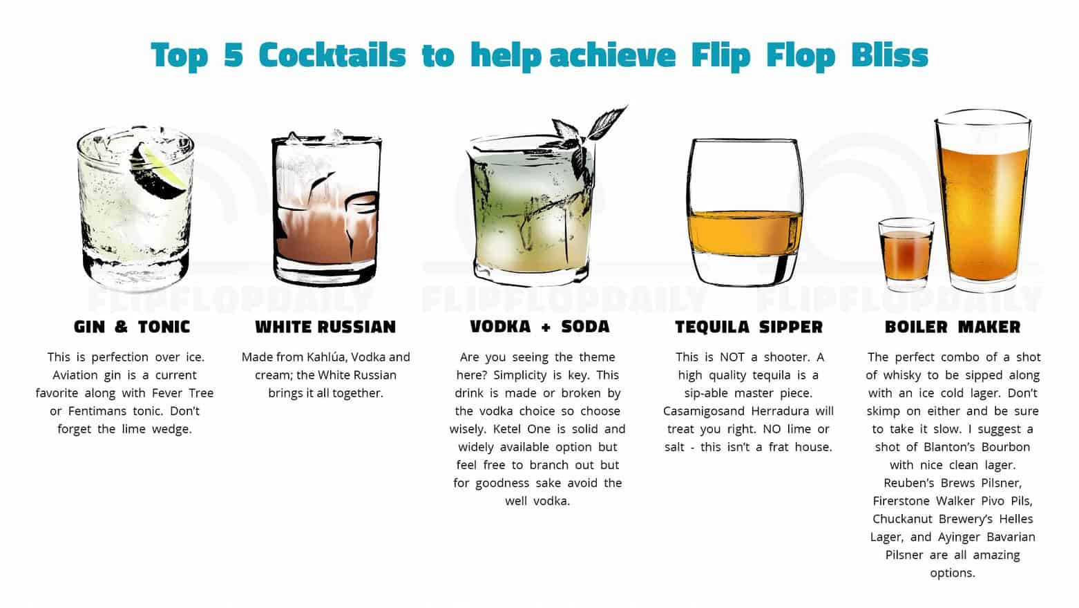 do life right cocktails