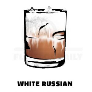 white russian do life right