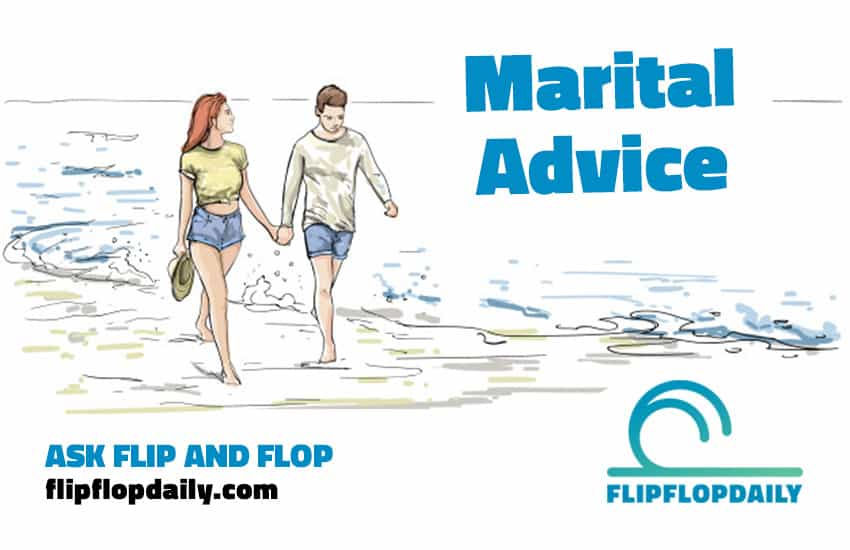 no sweltering socks - ask flip flop
