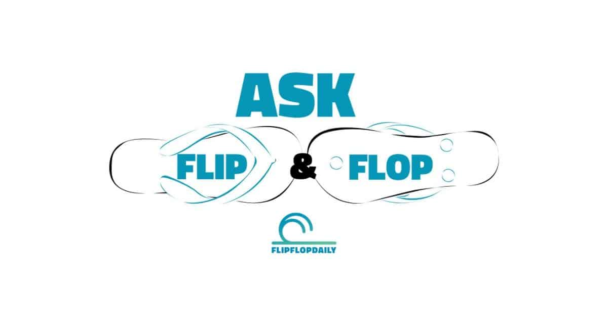 ask flip flop daily